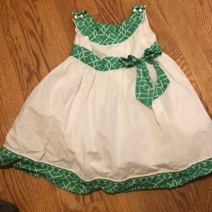 Janie and jack cotton dress